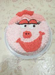 Торт Свинка Пэпа