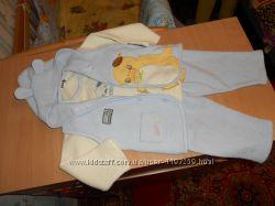 Флисовый костюм тройка