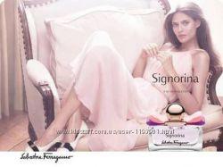 Парфюмированная вода для женщин Salvatore Ferragamo Signorina