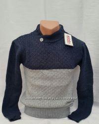 Качественный турецкий шерстяной свитер для мальчиков Udi kids