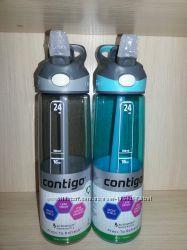 Бутылка Contigo Addison1000-0200 серый