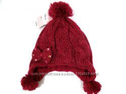 Зимние шапки для девочек 1 - 3 года, Mothercare