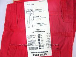 Яркие джинсы Tom Tailor 146 см