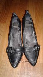 туфли женские кожаные Vagabond
