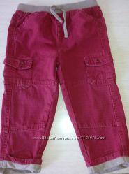 Фирменные джинсы ТU на 12-18 мес