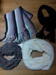 шарфы, хомуты