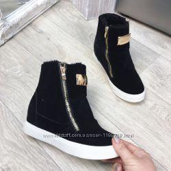 Ботиночки зима женские