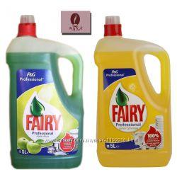 Моющее для посуды FAIRY 5л