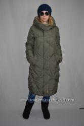 Зимние куртки женские био-пух в наличии р. S-XL супер качество