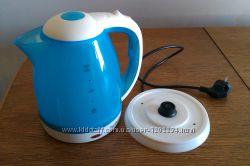 Чайник электрический дисковый 150 грншт, 2 модели в наличии