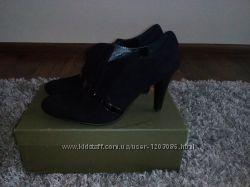 Замшевые туфли elelsen