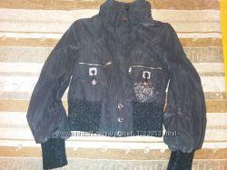Куртка на теплую зиму и холодную весну 44-46 р.