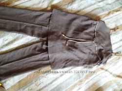 Льняной костюм для беременных 46-48 р.
