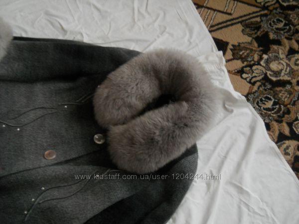 продам женское зимнее пальто 54р