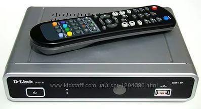 Цифровая телевизионная приставка IPTV