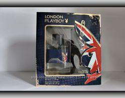 Playboy Набір London туал. вода 50мл. гель ддушу&шампунь 250мл