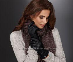 Женские кожаные перчатки TCM Tchibo  Германия