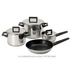Набір посуду 4 шт SNITSIG