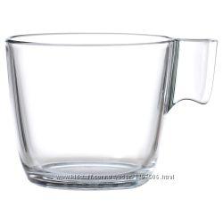 Чашка скло STELNA