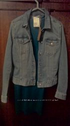 Шикарная джинсовая курточка H&M