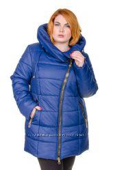Зимняя куртка, большие размеры до 64