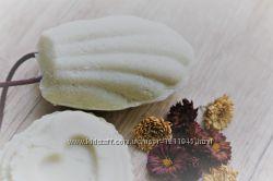 Твердый натуральный шампунь для жирных волос Мята-лайм