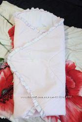 Одеяло - конверт для девочки