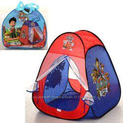 Палатка в сумкі піраміда 808090см M 1429
