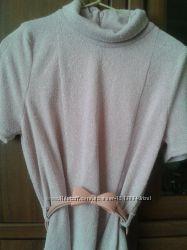 Трикотажный комплект-футболка и кофта