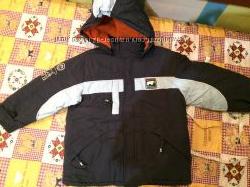 Зимняя куртка Topolino р. 5-6 лет Очень тёплая и лёгкая