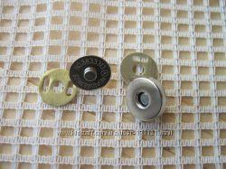Магнитная кнопка, юбочные крючки