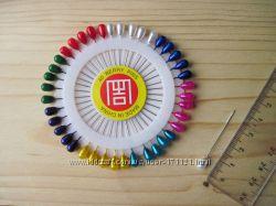 Аксессуары для шитья- ножницы для ниток и булавки