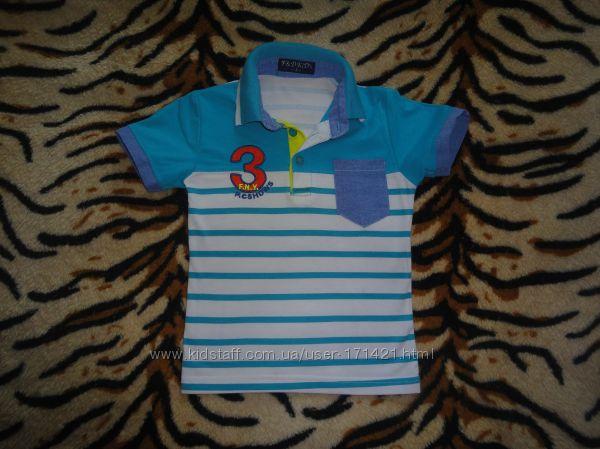 Продам футболки и майки на рост 104-116р.