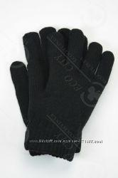 Мужские вязаные перчатки. Розница по оптовым ценам