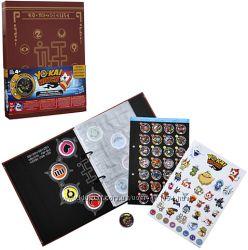 Акция Yo-Kai Watch альбом коллекционера собери все медали В5945 Наличии