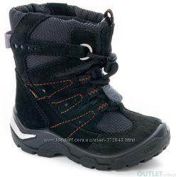 ECCO Gore-Tex Snowride ботинки зима 23 размер