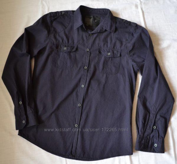 Рубашка приталенная фирменная Urban spirit р. M р. 48-50