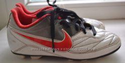 Бутсы копочки Nike р. 27  11 UK 17, 5см