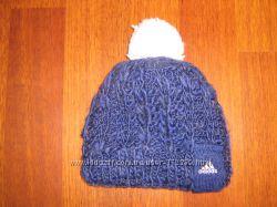 Зимняя шапка ADIDAS на флисе