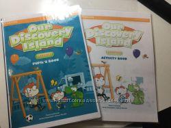 Our discovery island комплект для навчання англ. мови