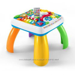 Fisher-Price Умный столик с технологией Smart Stages