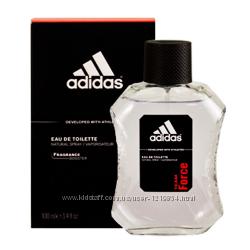 Adidas, Team Force 2000, 100 мл, США, туалетная вода для мужчин. Оригинал