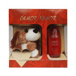 Paris Class, Lamor Lamor, 100 мл, Подарочный набор