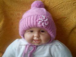Зимняя шапочка шапка Jamiks р. 44