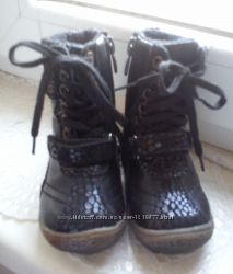 Стильные демисезонные ботиночки Scarlett р. 20