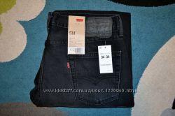 Джинсы Levi&acutes 514 Straight Fit Jeans