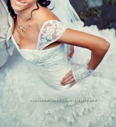 Весільне плаття  аксесуари