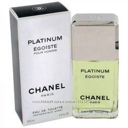 Туалетная вода Chanel Egoiste Platinum, 100 мл.