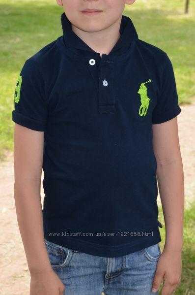 Тенниска поло Ralph Lauren, 5-7 лет