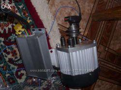 электровелосипед мотор комплект 36 48вдо60в 1 квт